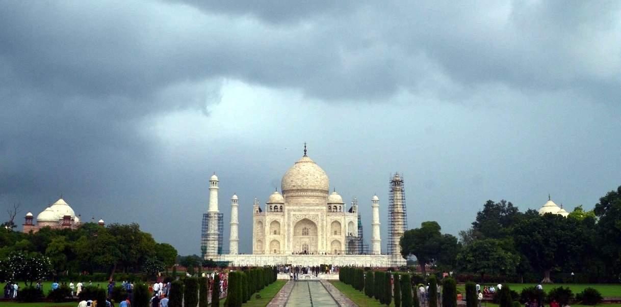 Taj Mahal (File Photo: IANS)