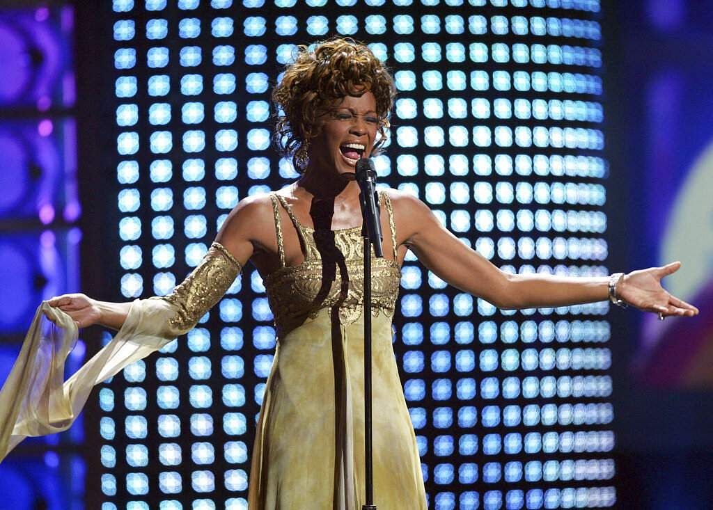 Whitney Houston (AP Photo/Eric Jamison/file)