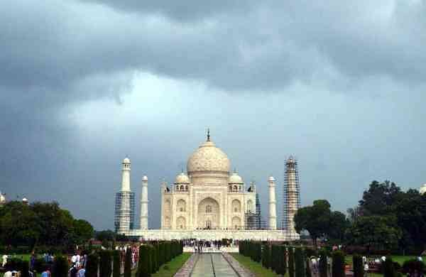 Taj Mahal (File Photo: IANS)