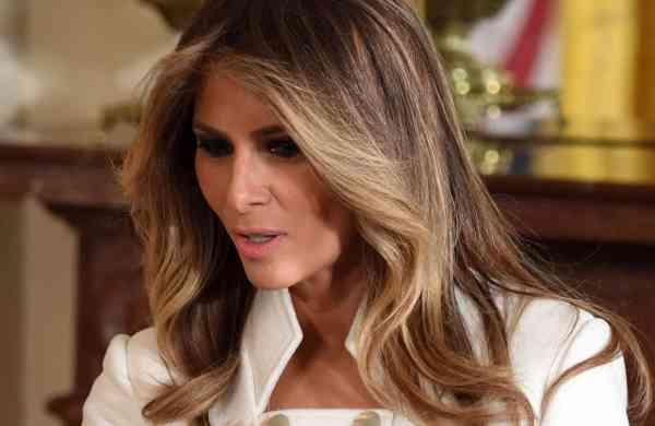 US First Lady Melania Trump (File Photo: IANS)