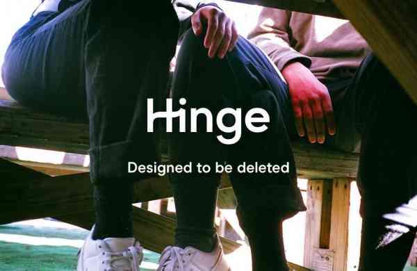 Hinge dating app (Hinge via AP)