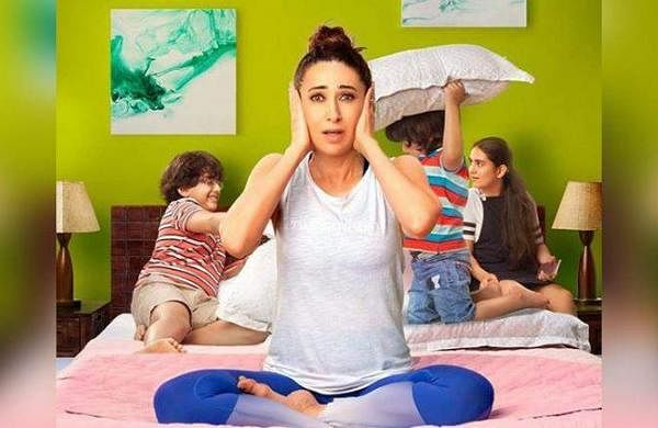 Karisma Kapoor to make digital debut with Mentalhood