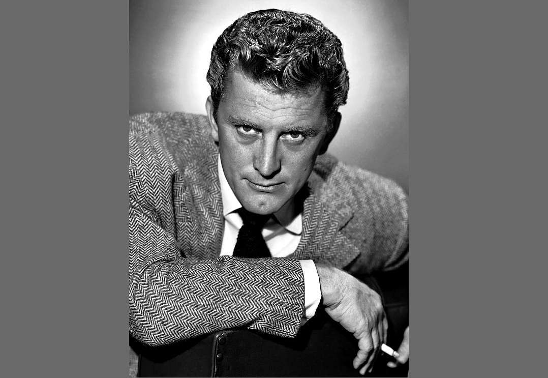 Kirk Douglas (Photo: Internet)