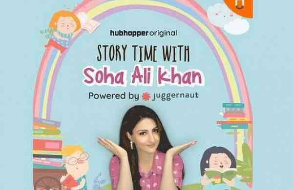 Story Time with Soha Ali Khan