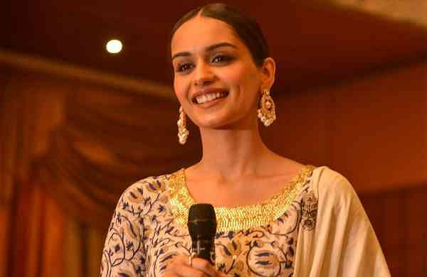 Manushi Chhillar (Photo: Shaukat Ahmed/IANS)