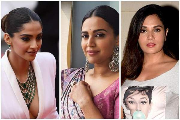 Delhi riots: Sonam Kapoor, Swara Bhasker, Richa Chadha, among other celebs condemn the violence