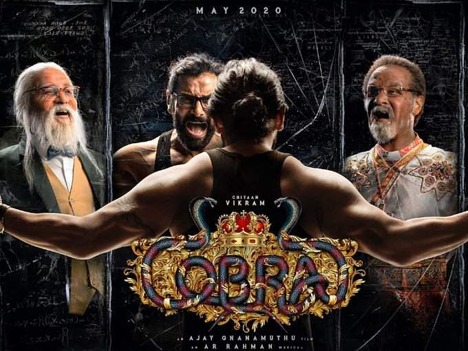 Chiyaan Vikram in Cobra