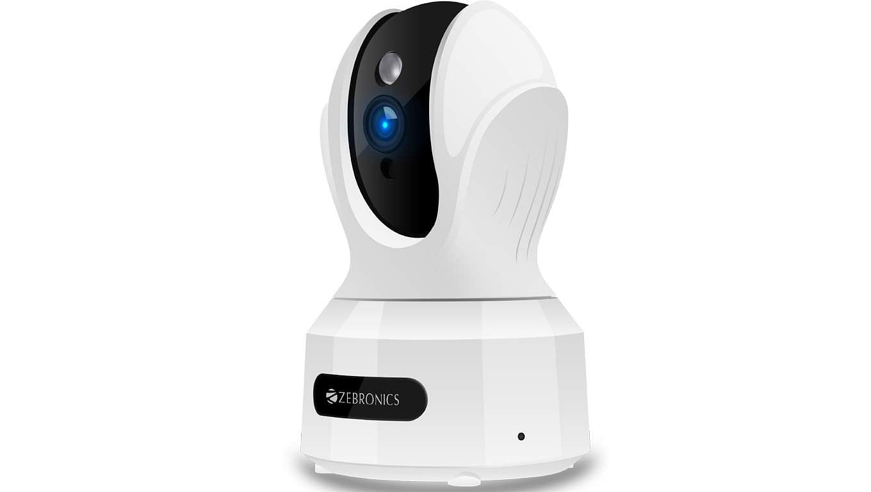 Zebronics home automation camera