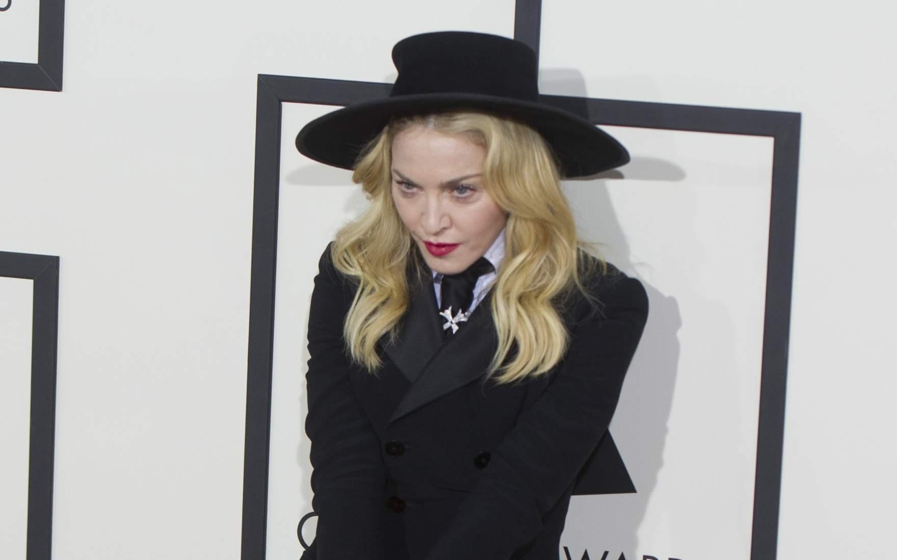 Madonna Louise Ciccone (File Photo: (Xinhua/Yang Lei/IANS)