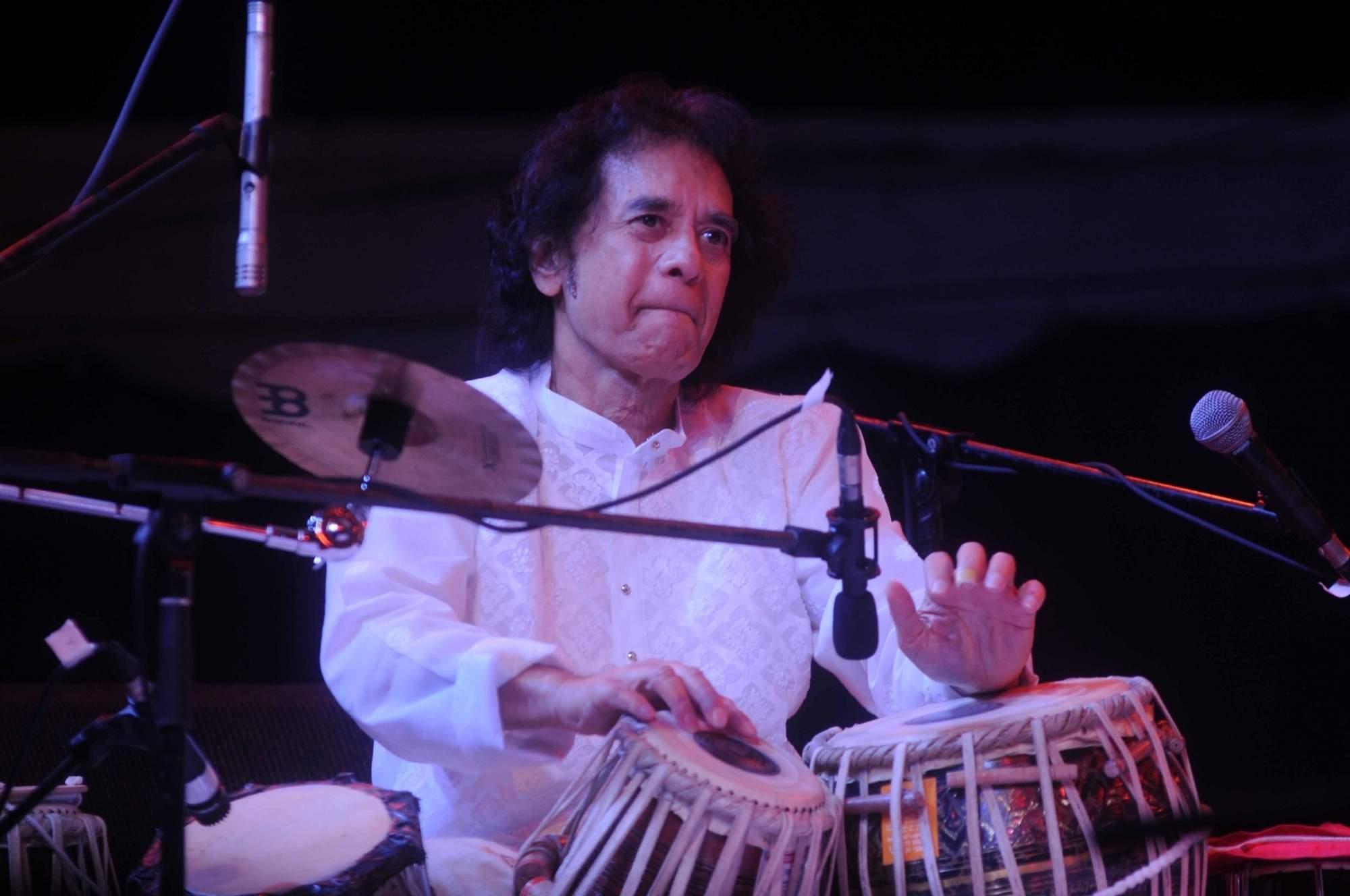 Zakir Hussain (Photo: IANS)