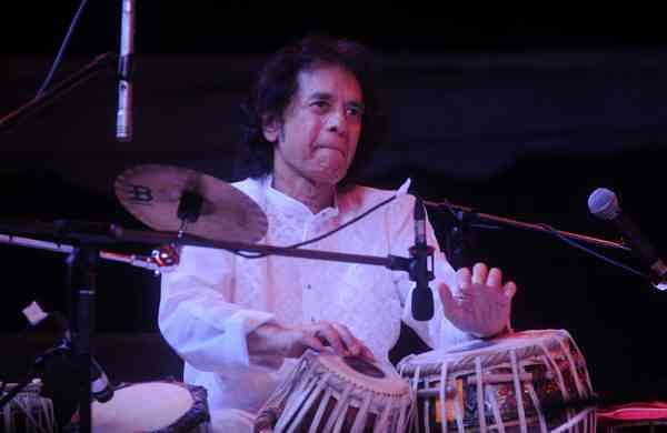 Zakir Hussain (Photo: IANS)