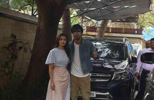 Ranbir Kapoor and Alia Bhatt (Photo: IANS)