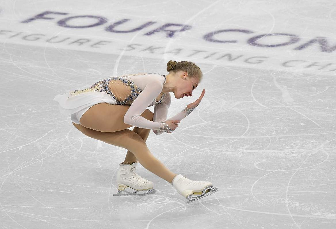 Seoul: Bradie Tennell of the US performs during the ladies free skating at the ISU Four Continents Figure Skating Championships in Seoul on February 8, 2020 / AFP / Jung Yeon-je