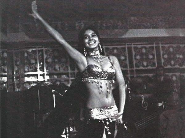 'Queen of Cabaret'Arati Das akaMiss Shefali (Photo: IANS)