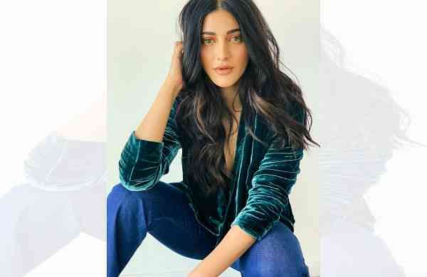 Shruti Haasan (Photo: IANS)