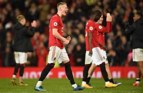 Man Utd vs Man City at Old Trafford (AFP/Oli SCARFF)