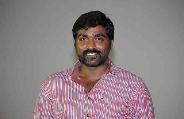 Actor Vijay Sethupathi (Photo: IANS)