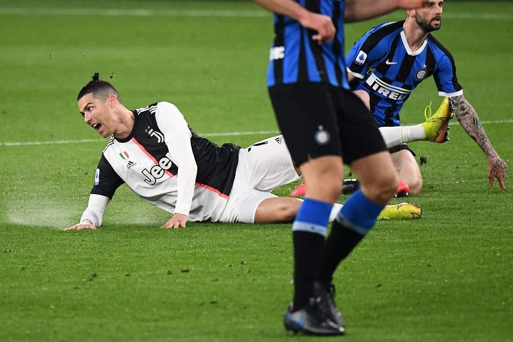 Cristiano Ronaldo (AFP/Vincenzo PINTO)