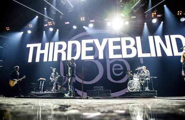 Third Eye Blind (Photo by Amy Harris/Invision/AP/File)