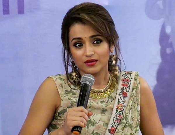 Actress Trisha (Photo: IANS)