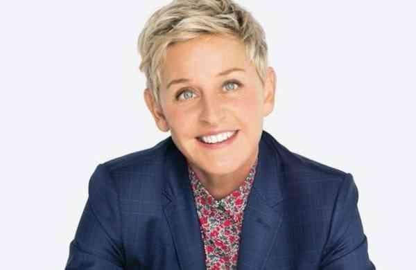 Ellen DeGeneres (Source: Twitter)