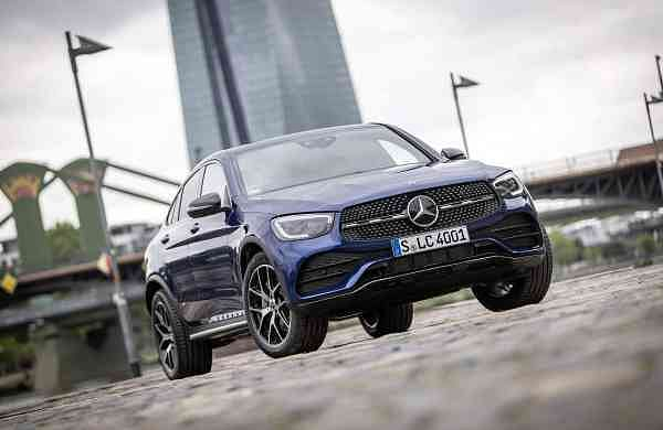 Mercedes-Benz GLC Coupe 300 4MATIC