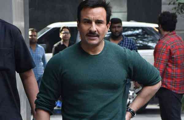 Saif Ali Khan (Photo: IANS)
