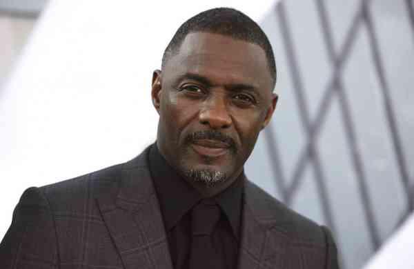 Idris Elba (Photo by Jordan Strauss/Invision/AP/File)