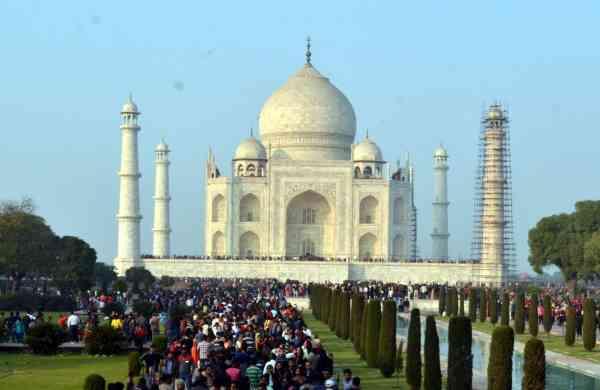 Taj Mahal (Photo: IANS)