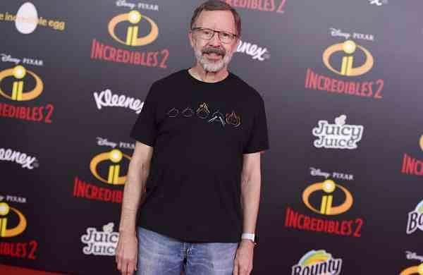 Pixar President Edwin Catmull (Photo by Jordan Strauss/Invision/AP/File)