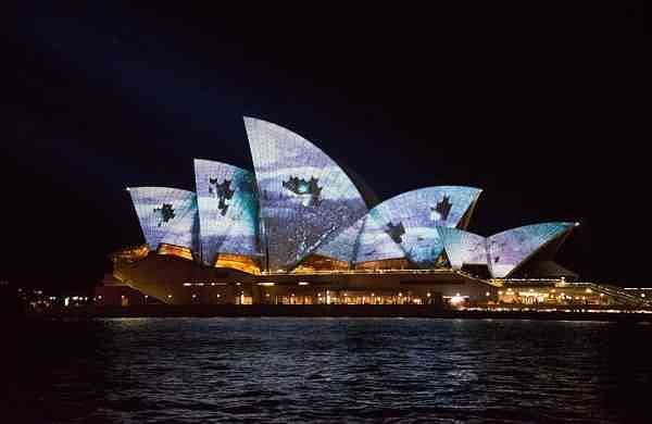 Sydney Opera House (Photo: Internet)