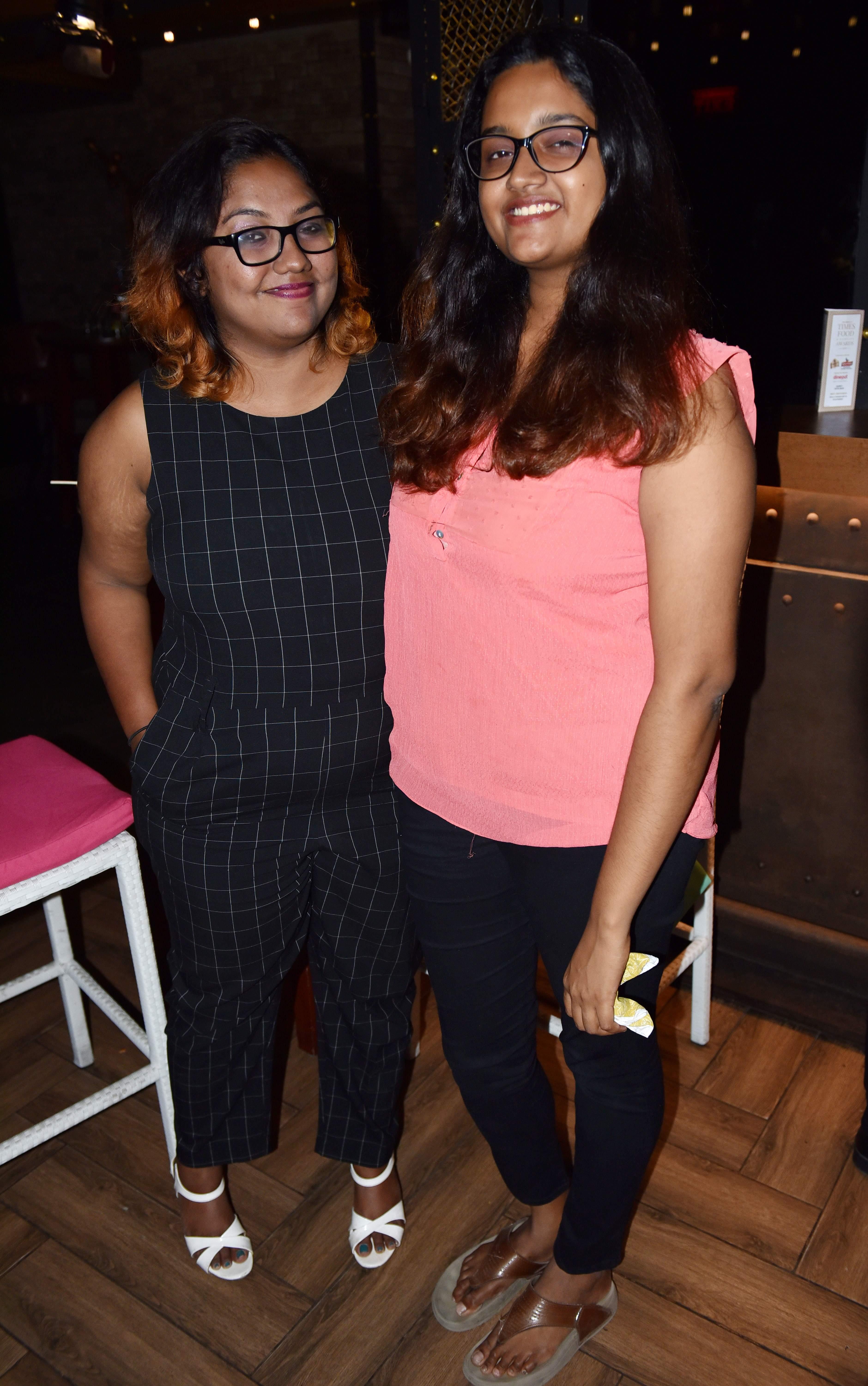Prathiksha & Shreeja