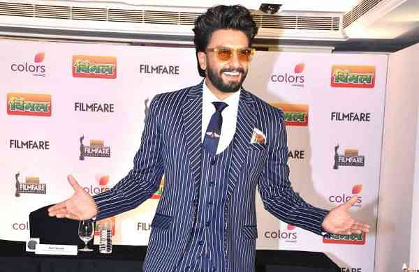 Ranveer Singh (File Photo: IANS)