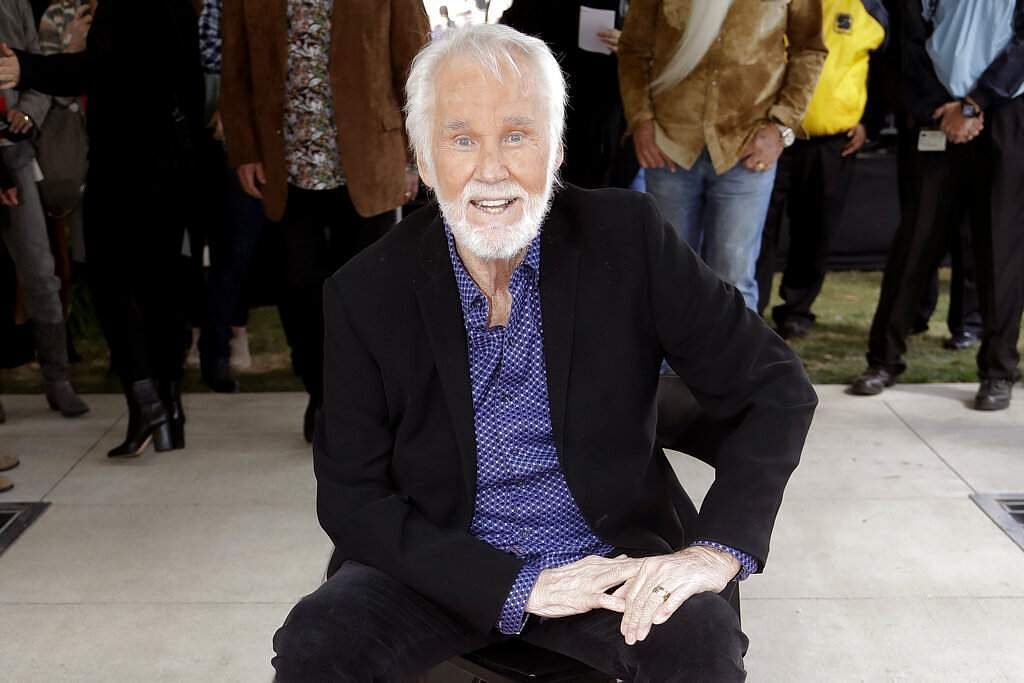 Kenny Rogers (AP Photo/Mark Humphrey, File)