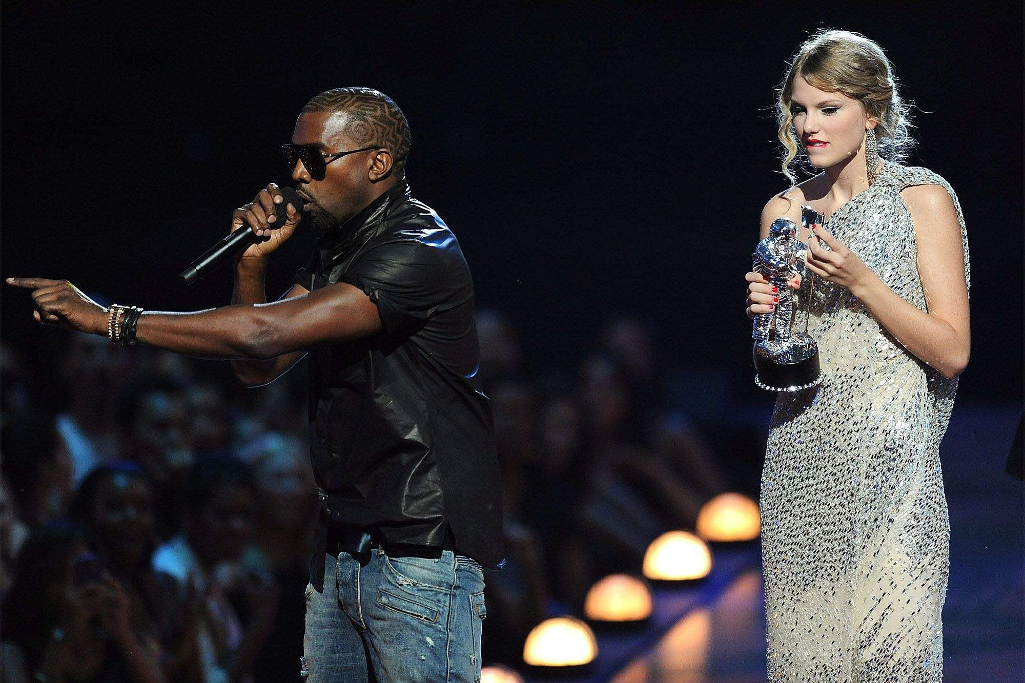 Kanyewestisover Trends Globally After Complete Audio Of Famous Call Between Kanye West And Taylor