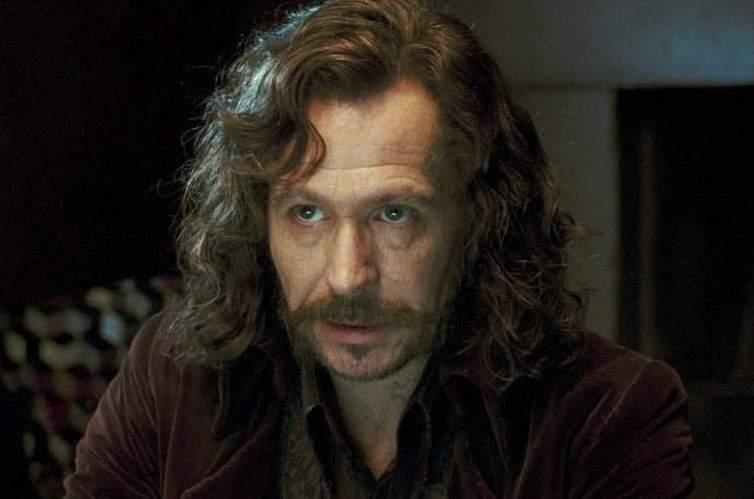 Gary Oldman as Sirius Black