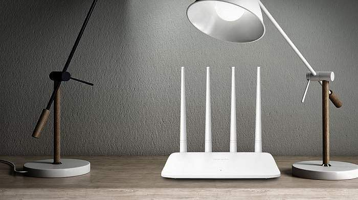 Tenda F6 V4.0: A wi-fi router for speeds up to 300MBPS, with Qualcomm chip for stability, four omnidirectional antennas. Also works as a wi-fi extender, can connect 20 devices at once. INR 1,199.