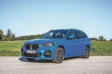 The new BMW X1