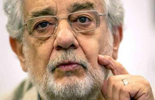 Placido Domingo (AP Photo/Bernat Armangue, File)