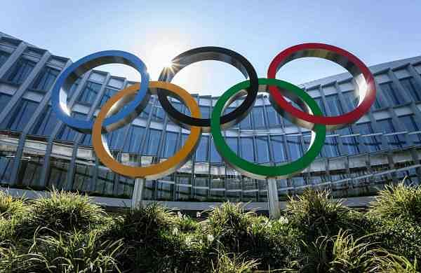 HQ of the International Olympic Committee in Lausanne, Canton of Vaud (AFP/Fabrice Coffrini)