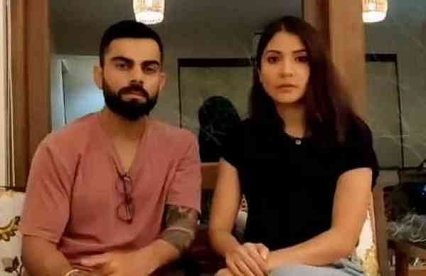 Virat Kohli and Anushka Sharma (Photo: IANS)