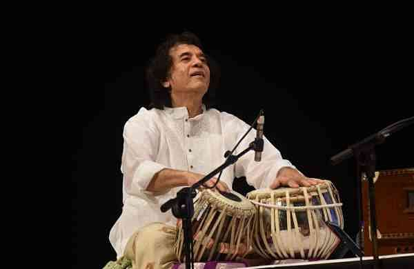 Ustad Zakir Hussain (Photo: IANS)