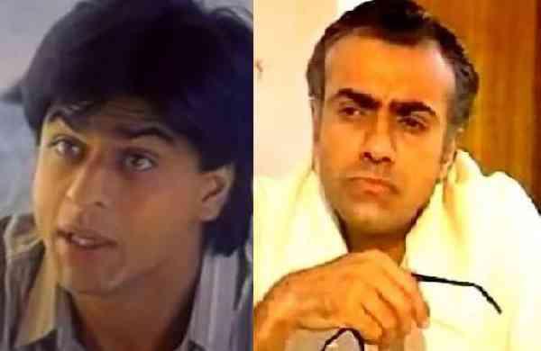 Shah Rukh Khan in Circus and Rajit Kapoor in Byomkesh Bakshi