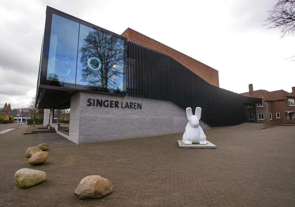 Singer Museum in Laren, Netherlands (AP Photo/Peter Dejong)