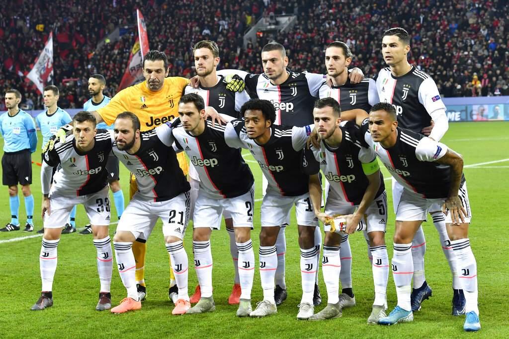 Team Juventus (AP Photo/Martin Meissner, File)