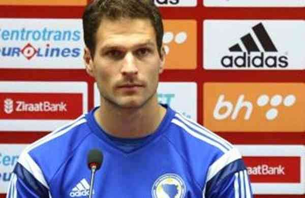 Asmir Begovic (Photo: IANS)