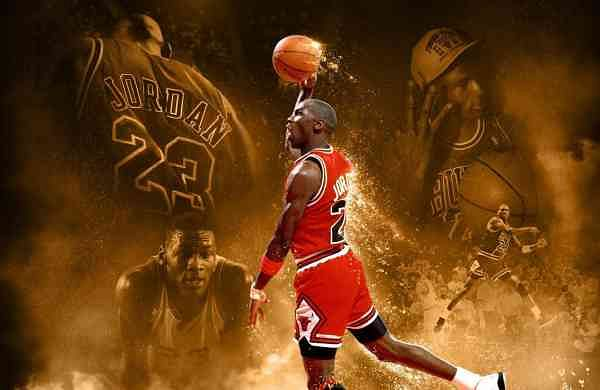 Michael Jordan (Source: Internet)