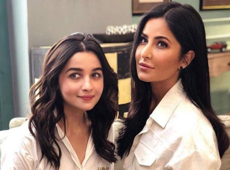 Alia Bhatt and Katrina Kaif (Source: Internet)