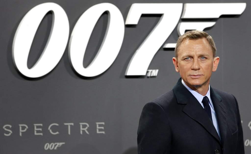 Daniel Craig (AP Photo/Michael Sohn/File)