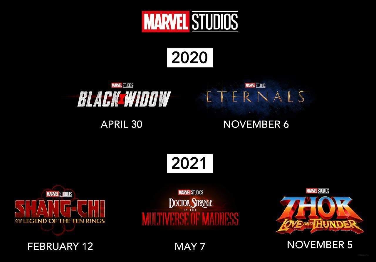 Marvel unveils Phase IV roster (Photo: IANS)